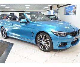 BMW 4 SERIES 3.0 435D XDRIVE M SPORT 2D AUTO 309 BHP COMFORT ACCESS+COMFORT PK+HTD WHEEL