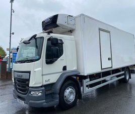 2016 DAF LF 220 18T FRIDGE FREEZER WITH BARN DOORS FOR SALE IN ARMAGH FOR €1 ON DONEDEAL