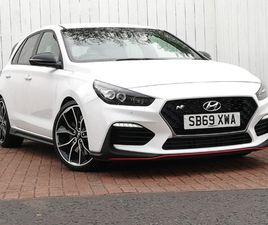 USED 2020 (69/20) HYUNDAI I30 2.0T GDI N PERFORMANCE 5DR IN STIRLING