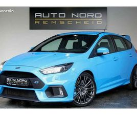 FORD FOCUS RS 2.3 ECOBOOST 350 CH