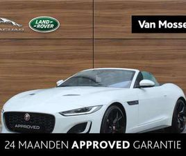 JAGUAR F-TYPE P450 5.0 V8 FIRST EDITION   COLD CLIMATE PACK   LE