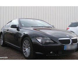 BMW E63 630 CIA VERSION M D'ORIGINE (258)