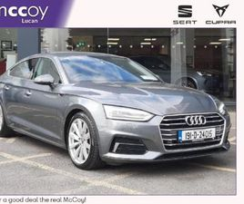 AUDI A5 A5 SPORTBACK 35 TDI 150 S-T SE LOW RATE FOR SALE IN DUBLIN FOR €36,450 ON DONEDEAL