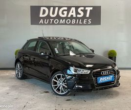 AUDI A1 SPORTBACK 1.4 TFSI 125CH AMBITION LUXE BVM6