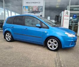 FORD C-MAX 1.8 TDCI 115 ZETEC S IV FOR SALE IN WEXFORD FOR €2,750 ON DONEDEAL