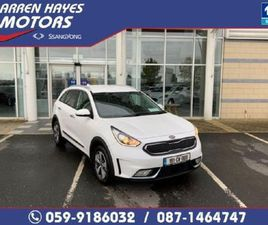 KIA NIRO FE 1.6 GDI 1.56KWH 139BHP 6-SPEED DCT FOR SALE IN CARLOW FOR €20,445 ON DONEDEAL