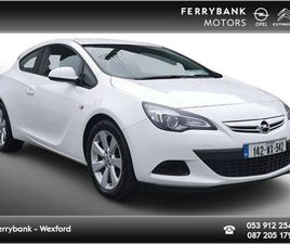 OPEL ASTRA GTC SPORT 1.7CDTI 110PS FOR SALE IN WEXFORD FOR €9,950 ON DONEDEAL