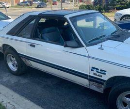 1982 MERCURY CAPRI RS 5.0 MANU T TOP | CLASSIC CARS | OAKVILLE / HALTON REGION | KIJIJI
