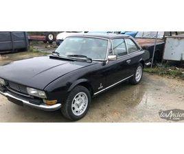 PEUGEOT 504 C31 V6 CARBU - 1975