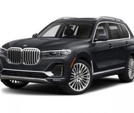 BRAND NEW BLACK COLOR 2021 BMW X7 M50I FOR SALE IN NEWTON, NJ 07860. VIN IS 5UXCX6C01M9H03