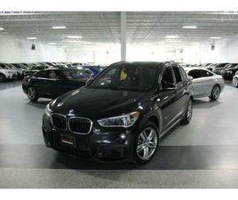 2017 BMW X1 XDRIVE28I //MSPORT I PANOROOF I REAR CAM I PUSH START I   CARS & TRUCKS   MISS