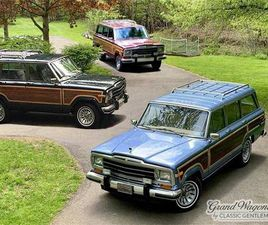FOR SALE: 1991 JEEP GRAND WAGONEER IN BEMUS POINT , NEW YORK