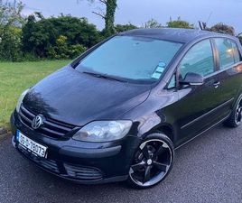 2006 VOLKSWAGEN GOLF PLUS NEW NCT FOR SALE IN SLIGO FOR €2,450 ON DONEDEAL