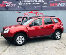 RENAULT DUSTER 2.0 EXPRESSION AT