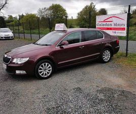 SKODA SUPERB NEW T. BELT/W. PUMP-WITH NCT&TAX FOR SALE IN CAVAN FOR €5,450 ON DONEDEAL
