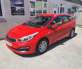 2017 KIA CEED CRDI SW FOR SALE IN WICKLOW FOR €13,250 ON DONEDEAL