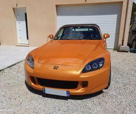 HONDA S2000 RHD FLEX FUEL AP1 PHASE 1.5 DE 2003 ORANGE IMOLA