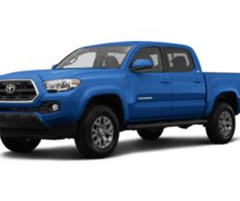 LIMITED DOUBLE CAB 5' BED V6 4WD AUTOMATIC