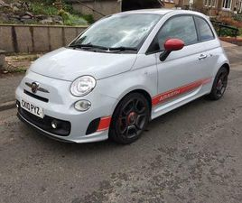 ABARTH 500 160HP, LEATHER