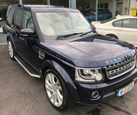 LAND ROVER DISCOVERY 2016 3.0 TDV6 5 SEAT XE 4DR FOR SALE IN WICKLOW FOR €32,780 ON DONEDE