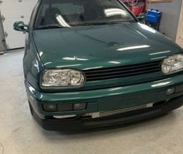 1997 VW GOLF VRT   CARS & TRUCKS   ST. JOHN'S   KIJIJI