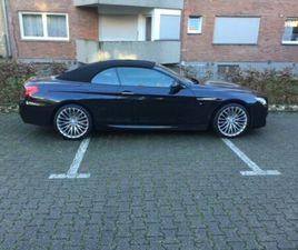 BMW 640D CABRIO M SPORT EDITION