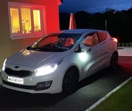 KIA PROCEED FOR SALE IN KERRY FOR €7,000 ON DONEDEAL