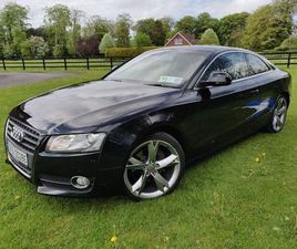 2009 AUDI A5 TDI 190BHP FOR SALE IN DUBLIN FOR €7,999 ON DONEDEAL