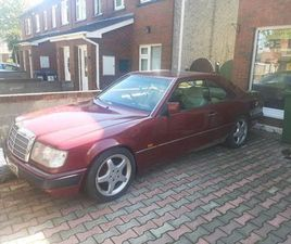 90 W124 COUPE 3.0 DIESEL FOR SALE IN DUBLIN FOR €4,950 ON DONEDEAL