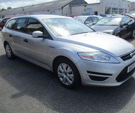 FORD MONDEO 1.6 TDCI ECO EDGE (S/S) 5DR