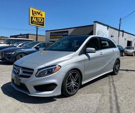 USED 2017 MERCEDES-BENZ B-CLASS SPORTS TOURER AMG PACKAGE, NO ACCIDENTS, ONE OWNER!