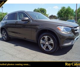 BROWN COLOR 2016 MERCEDES-BENZ GLC 300 4MATIC FOR SALE IN EDISON, NJ 08817. VIN IS WDC0G4K