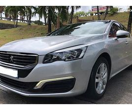 PEUGEOT 508 - 2017 (2) 1.6 BLUEHDI 120 S&S BUSINESS AUTO 82 000 KM 1RE MAIN