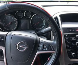 VOITURE OPEL ASTRA J