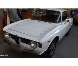 ALFA ROMEO COUPE SPRINT GT 1600