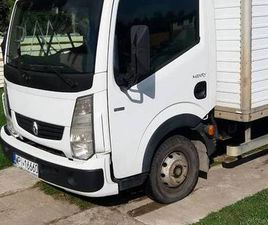 RENAULT MAXITY KONTENER DL, 450 SZ,210 WYS,220 PIASECZNO - SPRZEDAJEMY.PL