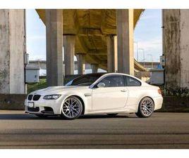 2008 BMW E92 M3 6MT