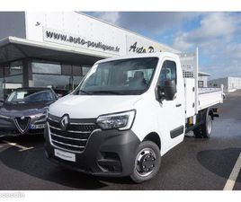 RENAULT MASTER BENNE +COFFRE ENERGY DCI 145 CON...