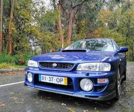 SUBARU IMPRESA GT 4WD