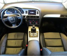 AUDI A6 AVANT 2.7 TDI V6 SLINE LIMITED EDITION (190CV) (5P)
