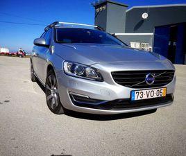 VOLVO V60 2.4 D6 AWD HYBRID PLUG IN (285CV)
