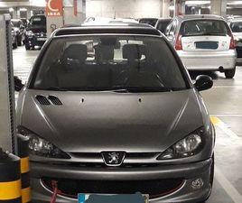 PEUGEOT 206 1.6 GTI FULL-EXTRAS