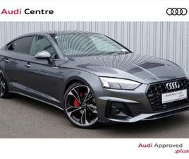 AUDI A5 SPORTBACK 40 TFSI 204HP S-TRONIC S-LINE FOR SALE IN DUBLIN FOR €59,995 ON DONEDEAL