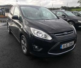 FORD C-MAX, 2015 FOR SALE IN DERRY FOR £8,999 ON DONEDEAL