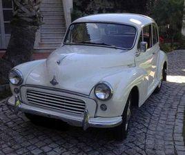 MORRIS MINOR 1000 DE 1959