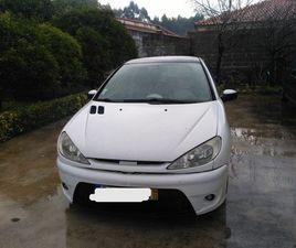 PEUGEOT 206 1.6 GTI