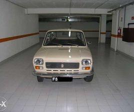 VENDE-SE FIAT 127 DE 1977