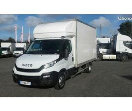IVECO DAILY 35C15 CAISSE HAYON