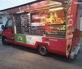 CAMION PIZZA VASP MAGASIN