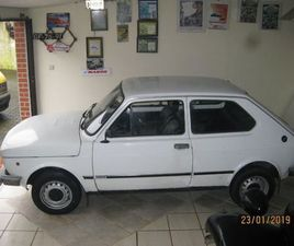FIAT 127 MKII 1980